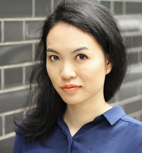 Doretta Lau Writer